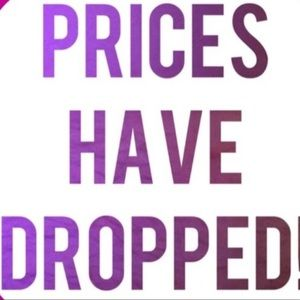 🎈😱ALL PRICES DROPPED 🔥🔥🔥